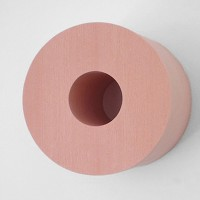 Terry Bond, Terence Bond, 'Soft Pink Solid' 1990 (detail).